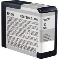 T580700 LightBlack UltraChrome 80ml Stylus Pro 3800 / 3880