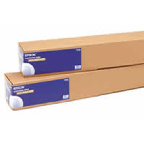 """17""""x100' Proofing Paper White Semi-Matte - Roll"""