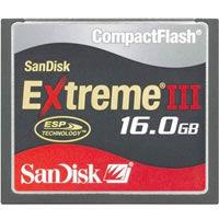 Extreme III 16GB CF card