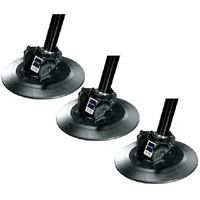 All Terrain/Snow Shoes Blister Pack of 3