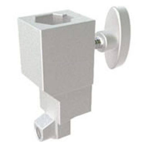 KD-730 Convi Clamp Additional Socket - Silver