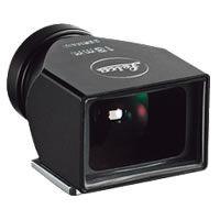 Brightline Finder Silver for 18mm M Lens