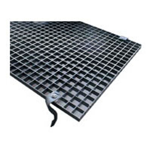 4ft 4Bank Louver-Black