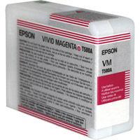 T580A00 Vivid Magenta 80ml Stylus Pro 3880