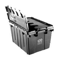 Ballast and Cable Crate w/ Lid