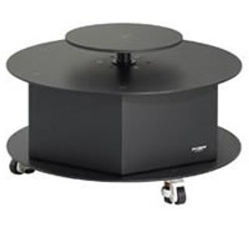 Motorized Turntable including 30cm Plate Haeavy Motor Load Capacity, Needs Powerline Cable