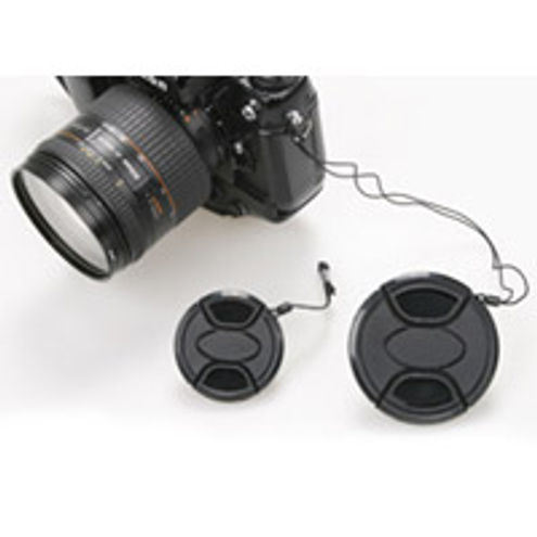 40.5mm Lens Cap w/ Cap Keeper