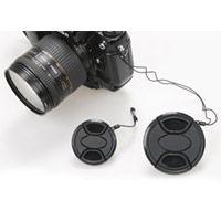 37mm Lens Cap with Cap Keeper