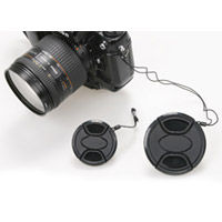 43mm Lens Cap with Cap Keeper