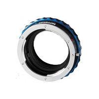 Lens Adapter Leica M Camera to Nikon F Lens w/ Aperture Control