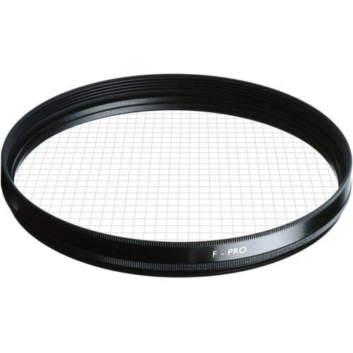 55mm Cross Screen 4x Glass Screw In Filter