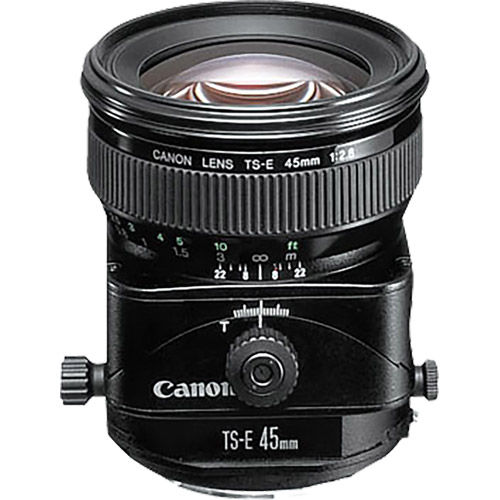 TS-E 45mm f/2.8 Tilt Shift Lens