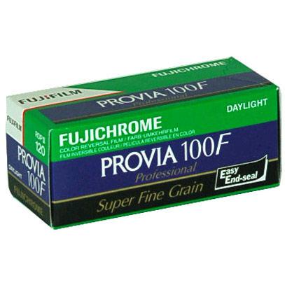 Provia 100F 120/12 exposures