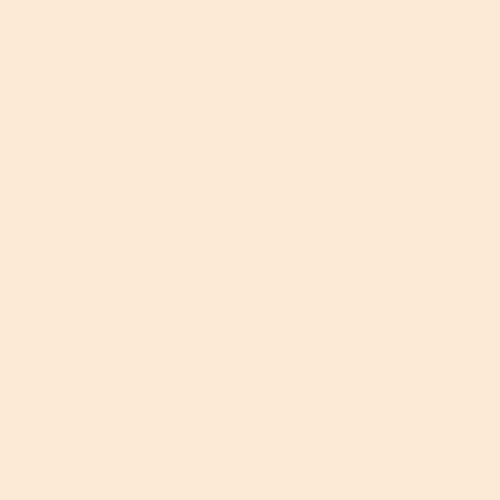 """25'x48"""" 1/4 C.T. Orange"""