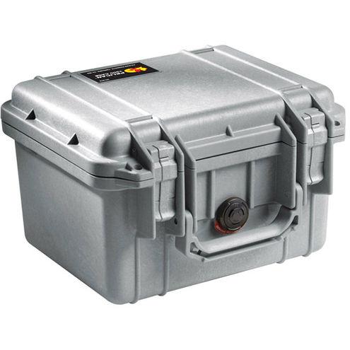 1300 Case w/Foam - Silver