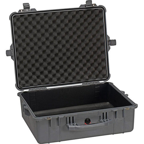 1600 Case Grey w/Dividers