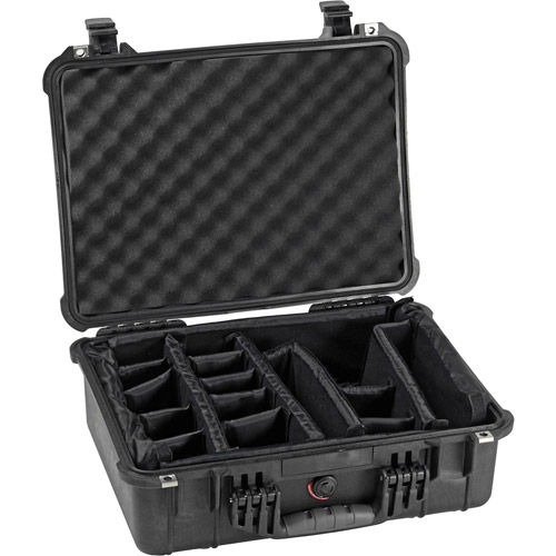 1520 Case Black w/Dividers