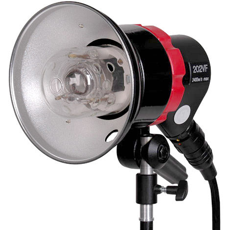 "202VF/CC Light with 7"" Reflector"