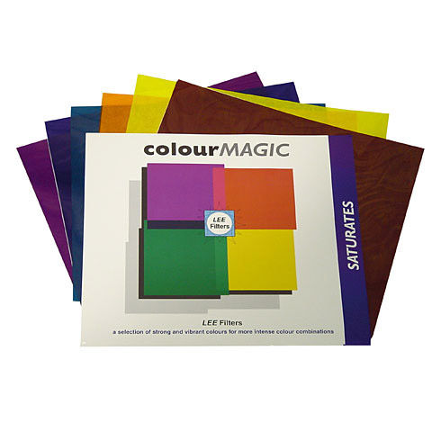 Colour Magic: Saturates