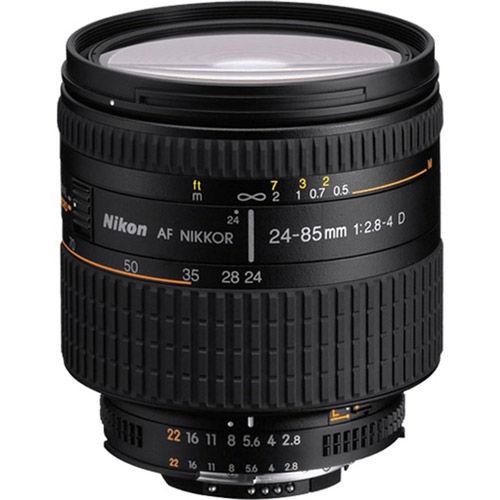 AF NIKKOR 24-85mm f/2.8-4.0 D IF Lens