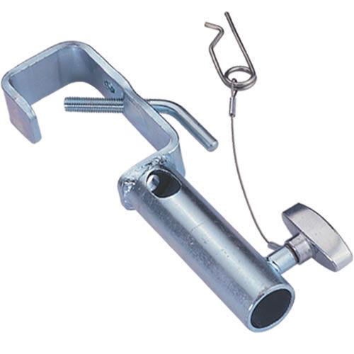 KCP-705 Steel Hook Clamp - Silver
