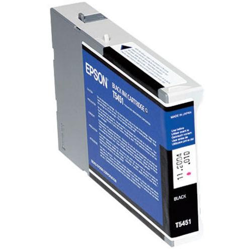 T545100 Stylus Pro Black Ink 7600/9600 110ml Dye Ink