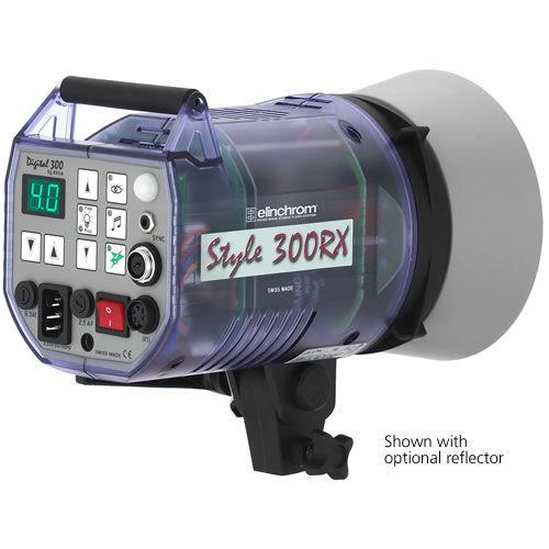 Style 300 RX Flash Head(120V)