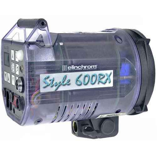 Style 600 RX Flash Head (120V)