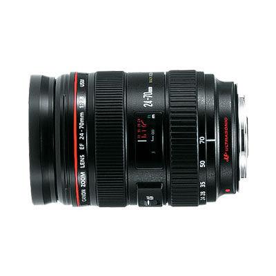 Image of Canon EF24-70/2.8 L USM Lens