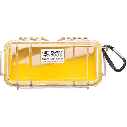 1030 Micro Case Yellow/Clear