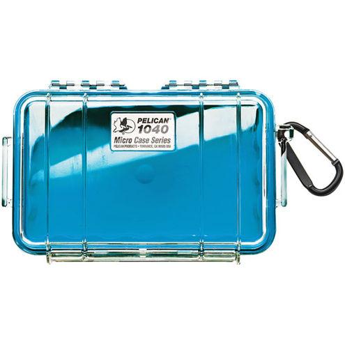 1040 Micro Case Blue/Clear
