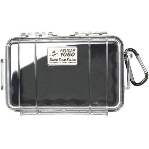 1050 Micro Case Black Clear