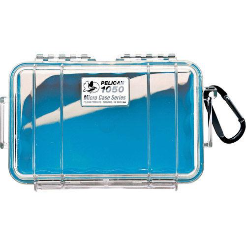 1050 Micro Case Blue/Clear
