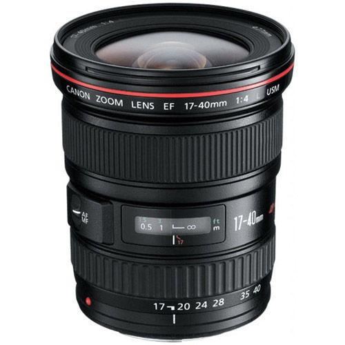 EF 17-40mm f/4.0L USM Wide Angle Zoom