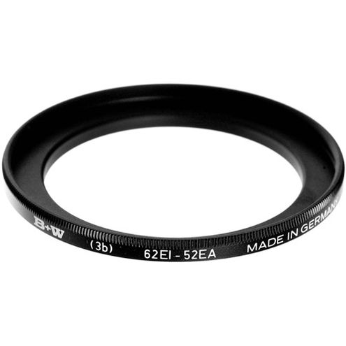 52mm to 62mm Step Up Ring