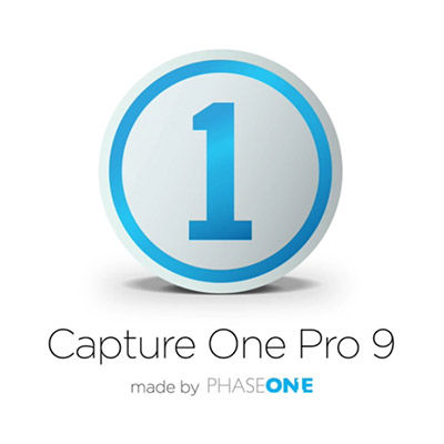 Capture One Pro 9 English-retail boxed
