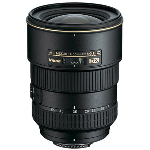 AF-S DX NIKKOR 17-55mm f/2.8 G IF-ED Lens