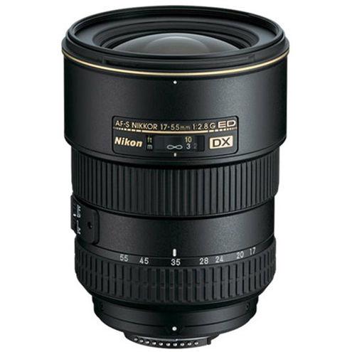 AF-S DX NIKKOR 17-55mm f/2.8 G IF-ED Lens