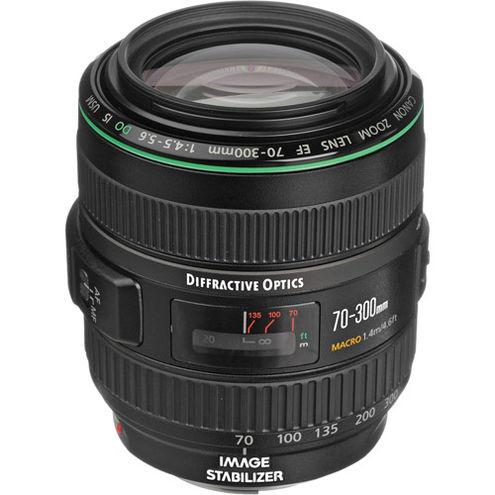 EF 70-300mm f/4.5-5.6 DO IS USM Telephoto Zoom Lens