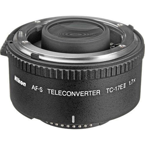 AF-S Teleconverter TC-17E II (1.7x)