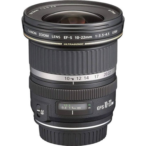 EF-S 10-22mm f/3.5-4.5 USM Wide Angle Zoom