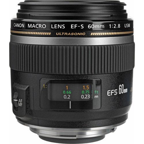 DSLR Non-Full Frame Specialty Macro  Lenses