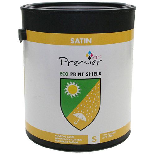 3001-210  Eco Print Shield Satin - QT