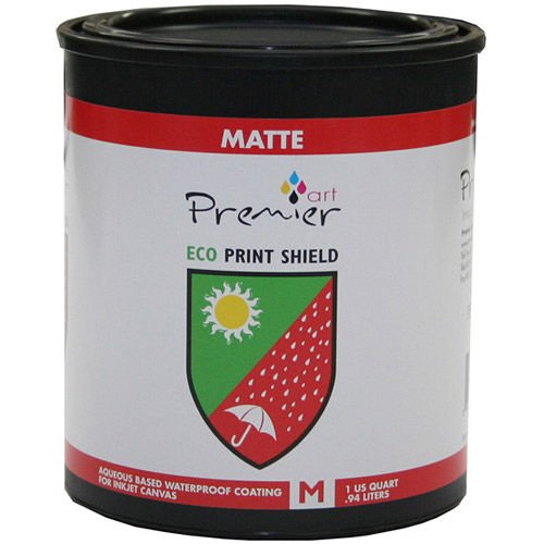 3001- 221 Eco Print Shield Matte - GL