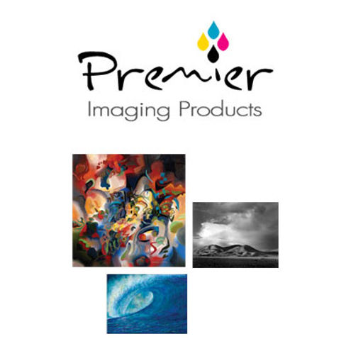 "8.5""x11"" Micropore Luster 10.4mil RC Photo Base - 100 Sheets"