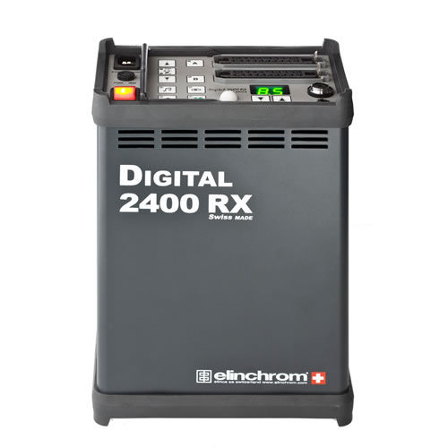Digital Power Pack 2400RX RS Edition with Fast Recycling