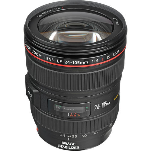 Image of Canon EF24-105mm f/4 L IS USM Lens