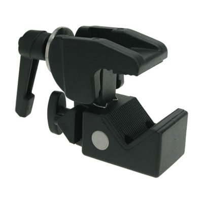 KCP-710B Convi Clamp with Racheted Handle - Black