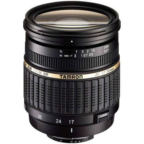 17-50mm f/2.8 Di II SP XR Lens for Canon