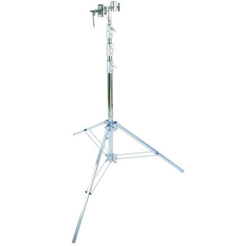 620M Wide Base High Overhead Stand w/grip head